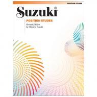 Suzuki, S.: Position Etudes (Revised Edition)
