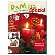 PaMina Spezial - Adventskalender (+CD)