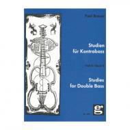 Breuer, P.: Studien für Kontrabass Band 2