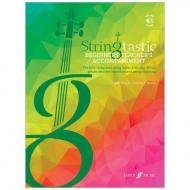 Wilson, M. / Wood, P.: Stringtastic Beginners: Teacher's Accompaniment (Piano)