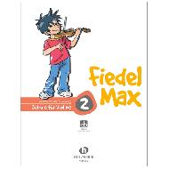 Holzer-Rhomberg, A.: Fiedel-Max für Violine Schule 2 (+Online Audio)