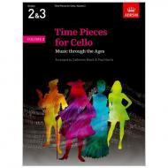 Black, C./Harris, P.: Time Pieces for Cello Band 2