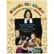 Klassik für Kinder – 12 leichte Stücke