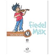 Holzer-Rhomberg, A.: Fiedel-Max für Violine Schule 4 (+Online Audio)