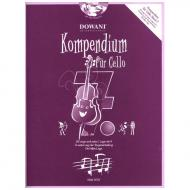 Kompendium für Cello - Band 7 (+ 2 CD's)