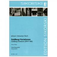 Bach, J. S.: Goldberg-Variationen BWV 988