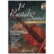 1st Recital Series (+CD)