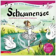 Simsa, M.: Schwanensee – Märchenballett nach Peter Iljitsch Tschaikowsky (+CD)