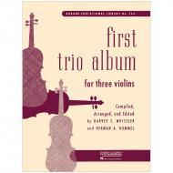 First Trio Album for Three Violins