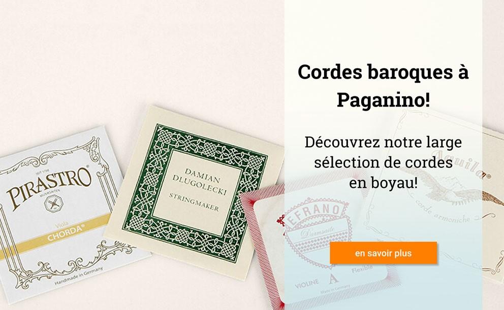 Cordes Baroque >